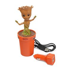 Marvel Comics Groot USB Car Charger
