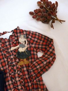 outfit for kids with CHRISTMAS DECOARATION on www.fiammisday.com  fashion children christmas