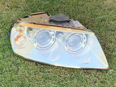 Headlight Headlamp Passenger Side Right RH for 00-02 Honda Passport Isuzu Rodeo