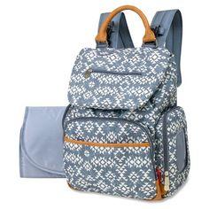 Fisher-Price Kaden Southwest Backpack - Gray/White : Target