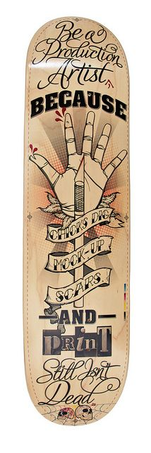 bmccomber@heinrich.com by AIGA Colorado, via Flickr Skate 4, Skate Decks, Longboard Decks, Skateboard Decks, Artist Portfolio, Portfolio Design, Posca, Boarding House, Surf Boards