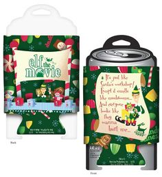 Elf - Can Cooler Koozie