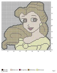 Belle wall hanging