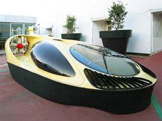 luigi colani: aerodynamic race cars