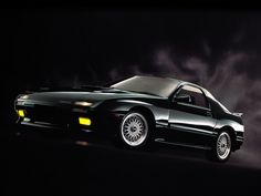 Mazda RX-7 FC3S  I had a 1988 GXL and a 1990 GTU. Both were awesome and not a day goes by I don't miss them.   R.I.P.