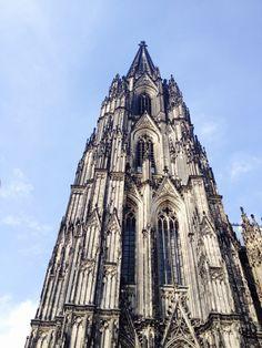 Hoch! Höher!! Dom!!! #KoelnerDom #Koeln #Dom #Cathédrale #Cazhedral