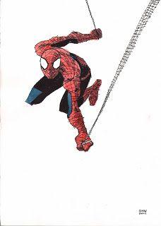 GABRIEL HERNANDEZ WALTA: Spiderman