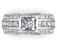 Custom round diamond rings for sale in Dallas, Texas. We have wholesale prices on our round diamonds.