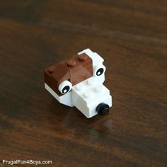 Love this post? Then pass it on! Terrier Dogs, Terrier Mix, Terriers, Lego Dog, Lego Projects, Lego Building, Lego Brick, Lego Creations, Stem Activities