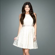 Anthropologie Eva Franco dress Seen on Kylie Jenner!!! Worn once. Perfect condition. Anthropologie Dresses
