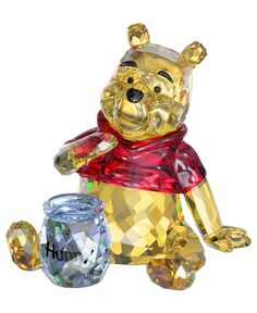 Swarovski Collectible Disney Figurine, Winnie the Pooh