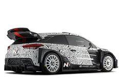 Nach Citroën lüftet nun auch Hyundai ein wenig den Schleier über dem neuen i20 World Rally Car, mit dem man ab 2017 in der Rallye-Weltmeisterschaft um Siege und Titel kämpfen will.