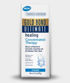 Gold Bond Ultimate Concentrated Therapy- The BEST for extremely dry skin.