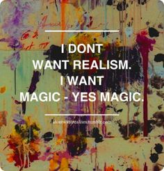 yes ... magic!