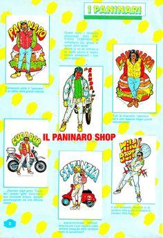 #paninaro #paninari