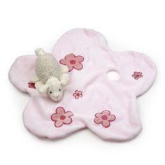 Doudou agneau fleur by Egmont Toys