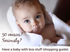 What you actually need to buy when you're expecting