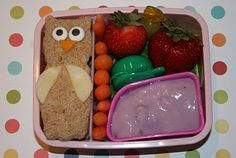 This website has some great bento lunch ideas :) I have not actually looked @Rebekah Evans but thought you might want to