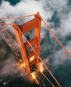 The Golden Gate Bridge is one of the most photographed bridges in the world - San Francisco Feelings