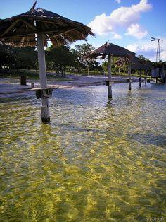 Laguna Blanca - San Pedro, Paraguay
