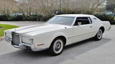 1972 Lincoln Continental Mark IV Maintenance of old vehicles: the material for new cogs/casters/gears/pads could be cast polyamide which I (Cast polyamide) can produce