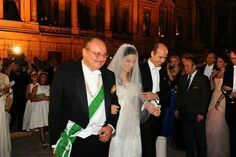 Wedding of Prince Ahmed Foad Son