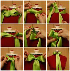 DIY: Cómo hacer lazos originales y bonitos | AtodoConfetti - Blog de BODAS y FIESTAS llenas de confetti