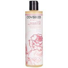 Put happiness within your grasp with Cowshed's Gorgeous Cow Blissful Bath & Shower Gel a blissed-out, floral blend. Featuring Madagascan Ylang Ylang, Moroccan Rose, Palmarosa from India and French Lavender, Gorgeous is gentle and unashamedly feminine. Body Shampoo, Body Lotion, Floral Bodies, Beauty Makeover, Body Cleanser, Shower Gel, Bath Shower, Clean Beauty, Bath And Body