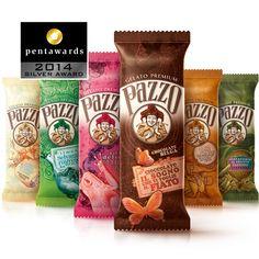 Silver Pentaward 2014 – Food – Team Créatif Design