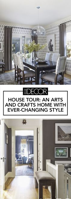 Inspirational Heritage House Home Interiors