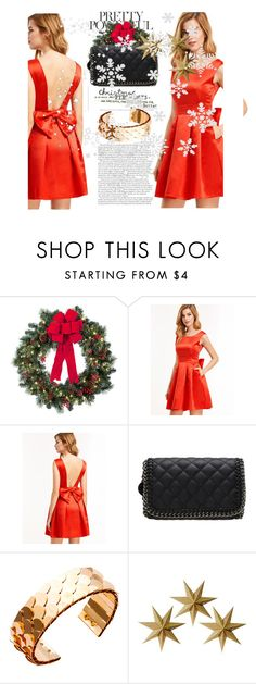 """**Christmas**"" by aammiraa ❤ liked on Polyvore featuring Improvements and LumaBase"