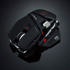 Mad Catz Rat 9 professional gaming mouse