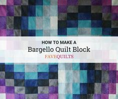 Learn how to create your own bargello quilt with this free step-by-step guide. If you love modern quilts, then this bargello quilt how-to article is a must-read! Bargello Quilt Patterns, Bargello Quilts, Jelly Roll Quilt Patterns, Beginner Quilt Patterns, Jellyroll Quilts, Quilt Block Patterns, Easy Quilts, Quilting Tutorials, Quilting Projects