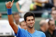Novak Djokovic marked his return from a right wrist injury by beating Czech veteran Radek Stepanek 6-3, 7-5 in the second round of the Italian Open on Tuesday. With both new coach Boris Becker and long-time adviser Marian Vajda on hand, #Djokovic showed no signs of pain after withdrawing from last week s Madrid Open. #MadridOpen #ItalianOpen #Sports #News #Dunya #TV