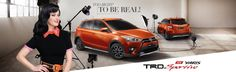 2016 #Toyota #Yaris #TRD #Sportivo To Launch On March 23 in Thailand