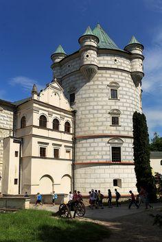 Zamek Krasiczyn / Krasiczyn castle, Poland