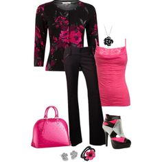 """""""about tha business"""" by missy-smallen on Polyvore"""
