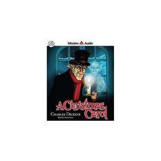 Christmas Carol (Unabridged) (CD/Spoken Word) (Charles Dickens)