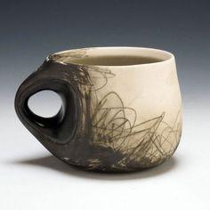 Audrey Rosulek, Mug - Crimson Laurel Gallery