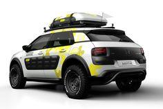 Citroen C4 Cactus Aventure Concept (carscoops.com)