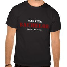 @@@Karri Best price          BACHELOR WARNING T SHIRTS           BACHELOR WARNING T SHIRTS in each seller & make purchase online for cheap. Choose the best price and best promotion as you thing Secure Checkout you can trust Buy bestThis Deals          BACHELOR WARNING T SHIRTS please follow the l...Cleck Hot Deals >>> http://www.zazzle.com/bachelor_warning_t_shirts-235726715656933433?rf=238627982471231924&zbar=1&tc=terrest