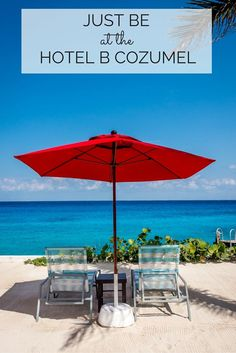 Perched on the rocky west coast of Cozumel, Mexico, the Hotel B Cozumel could not be more ocean-front. From its great location to its fabulous food and affordability, this is the perfect place for a beach getaway.