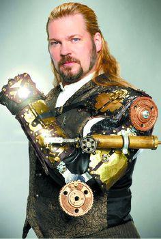 'Steampunk'd' judge Thomas Willeford to appear at Cold Spring Village Gilded Festival 2015