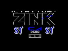 CA-Demo by Zink, 1988   Atari ST Intro   1440p/50fps - YouTube