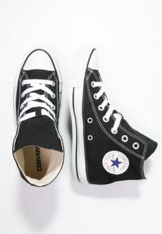 Converse CHUCK TAYLOR ALL STAR - Sneaker high - black - Zalando.de
