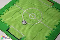 Laberinto Fútbol - Quiet Book