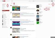 New YouTube looks rather a lot like Facebook