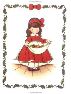 """The Christmas Cookie Book"" by Joan Walsh Anglund"