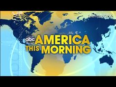 America This Morning Election Results, Us Election, Star Spangled Banner, Title Card, Classic Image, Democratic Party, Abc News, Trending Topics, America