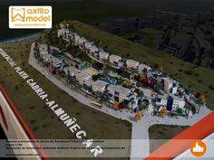 Maquetas inmobiliaria en granada maquetas en málaga grupo axfito model maker arquitectura edificación maquetas en sevilla